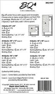 BQ 4 Quilt : bq quilt pattern - Adamdwight.com
